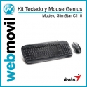 Kit Teclado y Mouse Genius