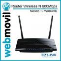 Router Wireless N 600Mbps Dual-Band Gigabit