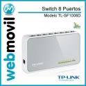 Switch 8 Puertos 10/100