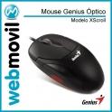 Mouse Óptico XScroll