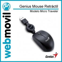 Mouse Retráctil Micro Traveler