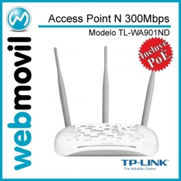 Access Point Wireless N 300Mbps Advanced