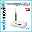 Router Wireless TL-WR741ND