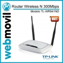 Router Wireless TL-WR841ND