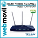 Router Wireless TL-WR1043ND