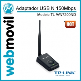 Adaptador USB TL-WN7200ND