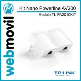 Adaptador Nano Powerline AV200
