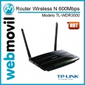 Router Wireless TL-WDR3500