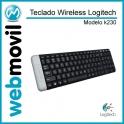 Teclado Wireless Logitech