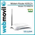 Módem Router Wireless TD-W8901N