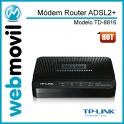 Módem Router ADSL2+