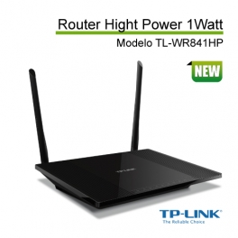 Router Wireless TL-WR841HP