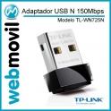 Nano Adaptador USB N 150Mbps