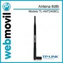 Antena 8dBi sin Base
